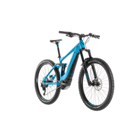 Cube Stereo Hybrid 140 Pro 500 E-MTB Full Suspension blue